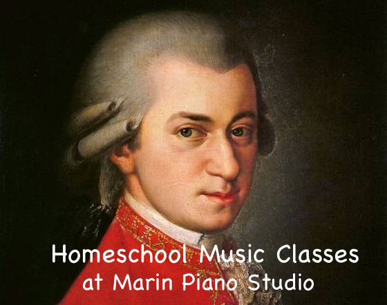 Homeschool Music Appreciation Classes